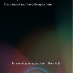 Android L Homescreen