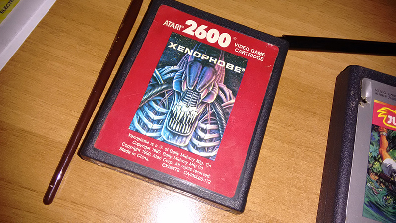 Xenophobe - Atari