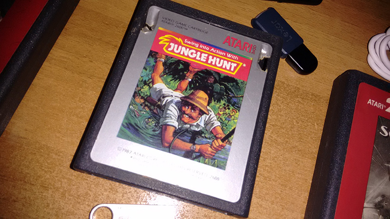 Jungle Hunt Atari