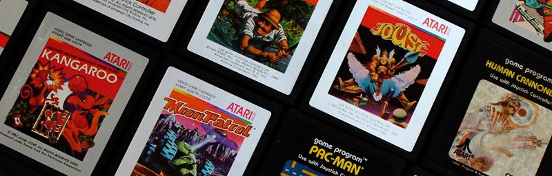 Giochi Atari da giocare