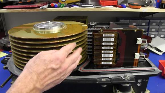 hard disk disco fisso fermacarte