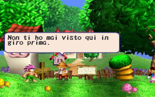 Tombi psx > psp > pc