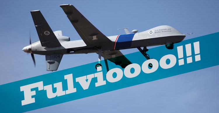 drone di Fulviuz