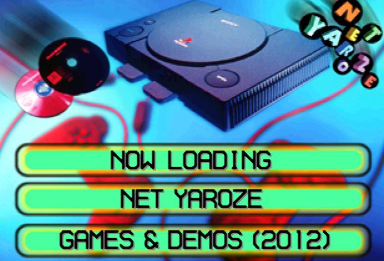 Net Yaroze collezione giochi PSX