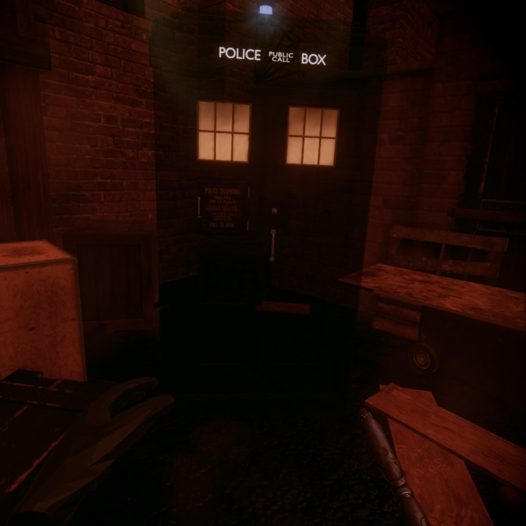 Doctor Who oculus vr