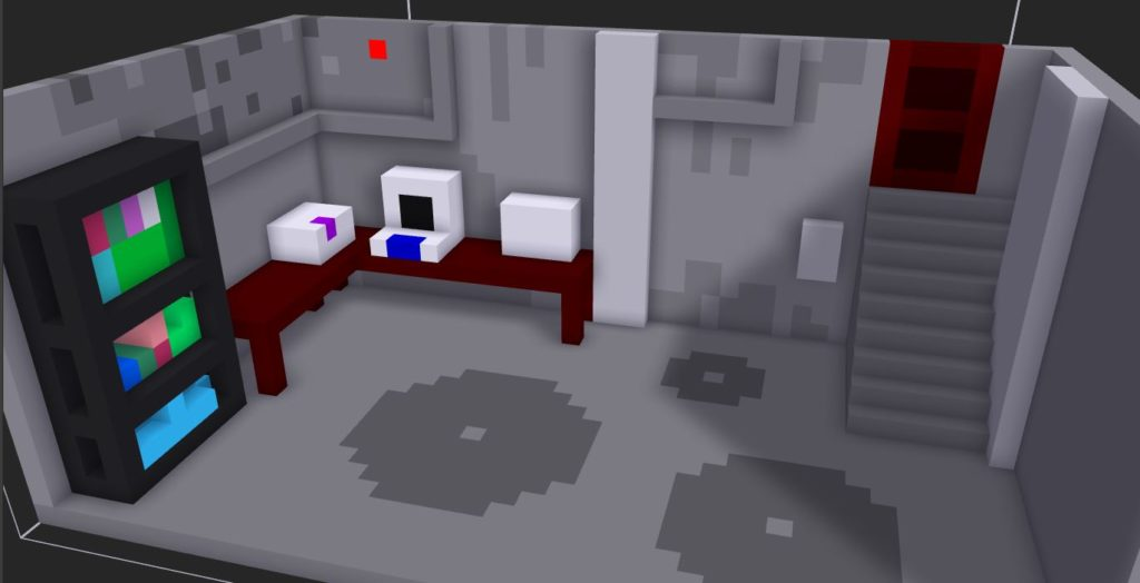 voxel-basement