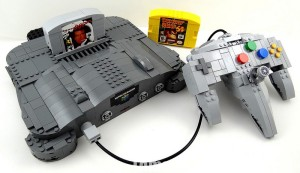 Lego Nintendo64