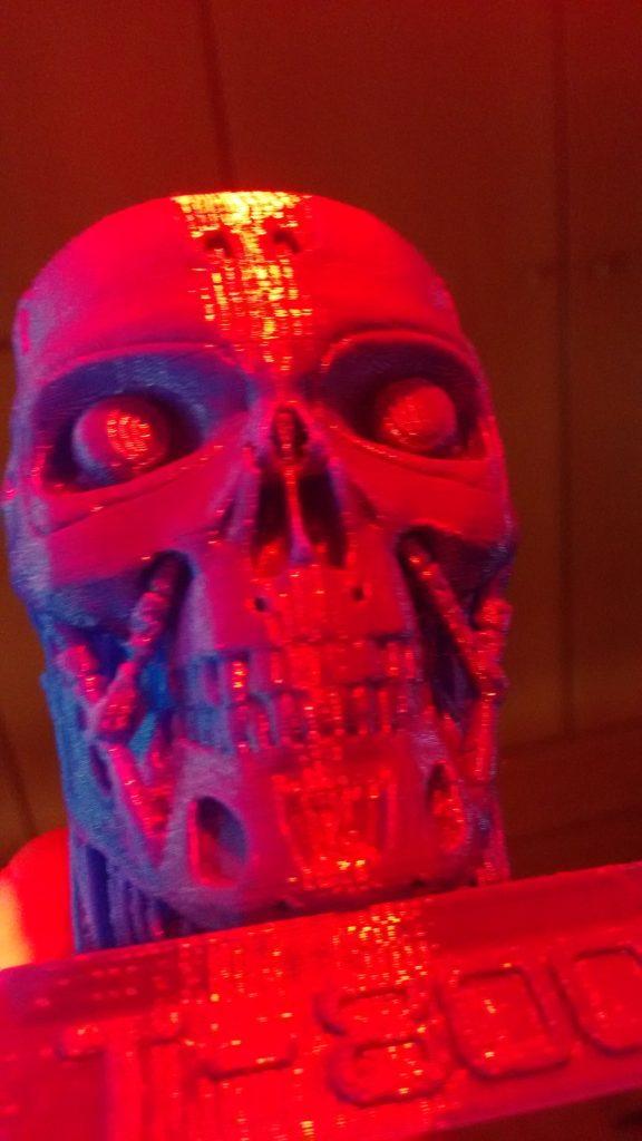 Terminator in 3D