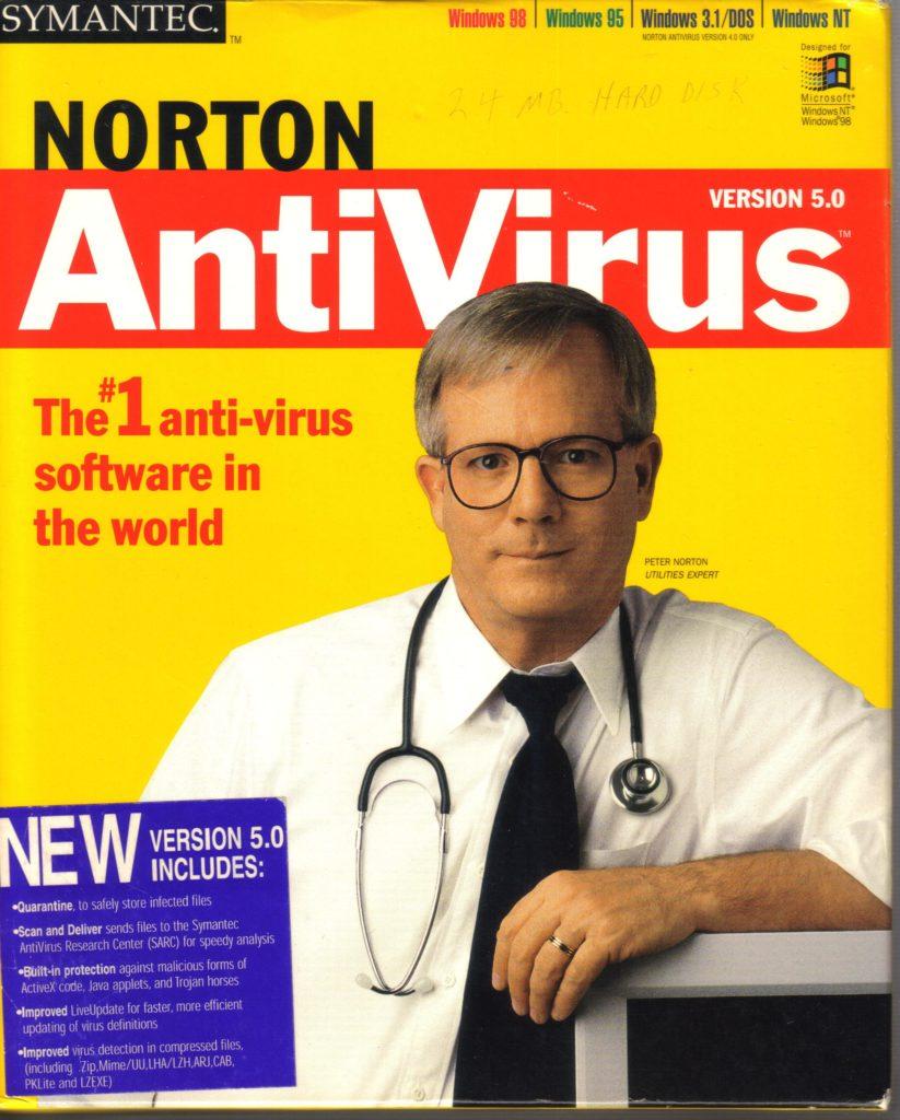 norton antivirus 5.0
